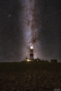 Happisburgh Milky Way