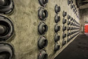 inside the Raf Neatishead nuclear bunkers air filtration system